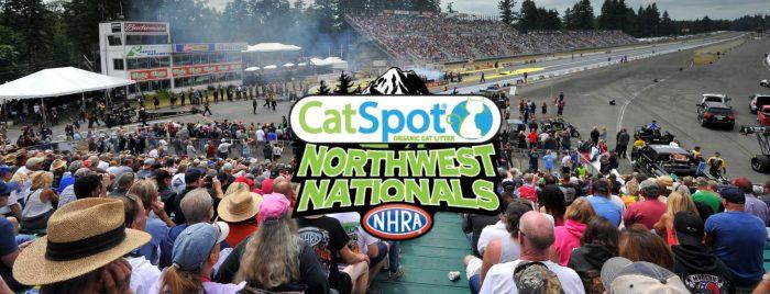 CATSPOT NHRA Northwest Nationals