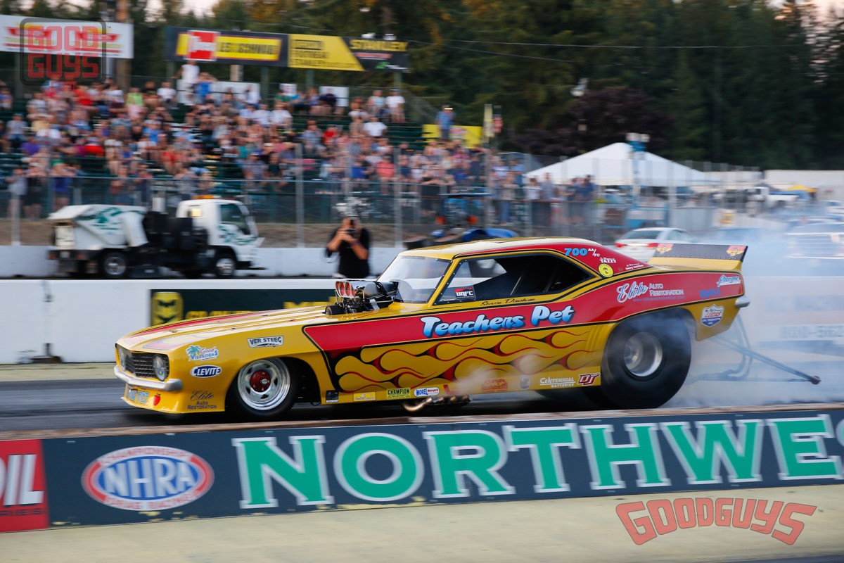 31st Annual Goodguys Friday Night Drags - Pacific Raceways : Pacific